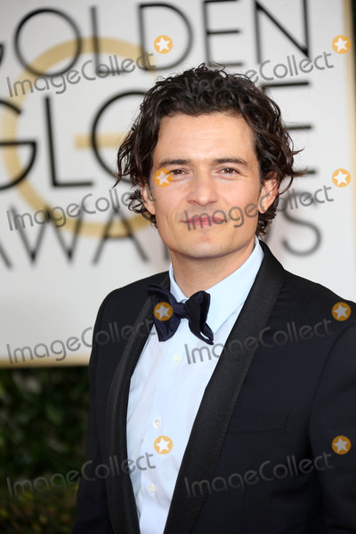 Photo - Orlando Bloomat the 71st Annual Golden Globe Awards Arrivals Beverly Hilton Hotel Beverly Hills CA 01-12-14