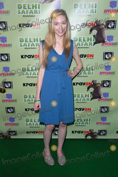 Athena Baumeister Photo - Athena Baumeisterat the Delhi Safari North American Premiere Pacific Theaters Los Angeles CA 12-03-12