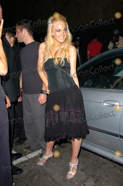 Photos From Lindsay Lohan Birthday Party