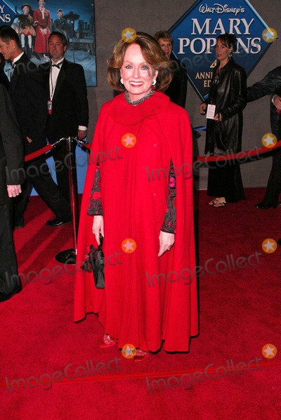 Ann Blyth Photo - Ann Blyth at the Mary Poppins 40th Anniversary and the Launch of the Special Edition DVD El Capitan Theatre Hollywood CA 11-30-04