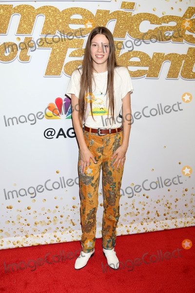 Photo - Courtney Hadwinat the Americas Got Talent Season 13 Live Show Red Carpet Dolby Theater Hollywood CA 08-14-18