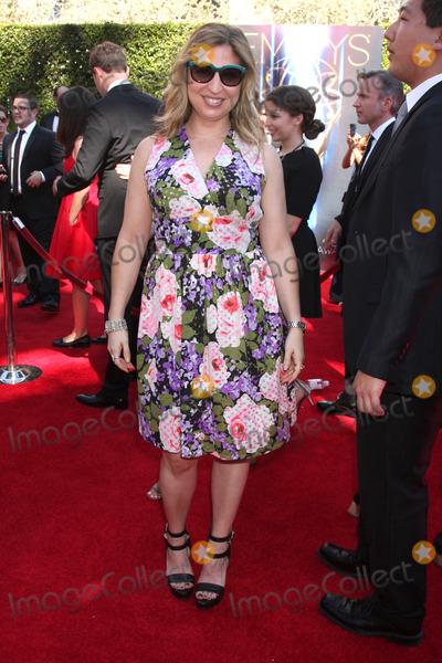 Amy Zvi Photo - Amy Zviat the 2014 Creative Emmy Awards - Arrivals Nokia Theater Los Angeles CA 08-16-14