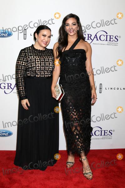 Photo - Gloria Calderon Kellett Guestat the 42nd Annual Gracie Awards Beverly Wilshire Hotel Beverly Hills CA 05-22-18