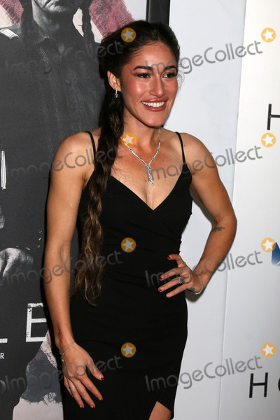 Photo - Qorianka Kilcherat the Hostiles Premiere Samuel Goldwyn Theater Beverly Hills CA 12-14-17