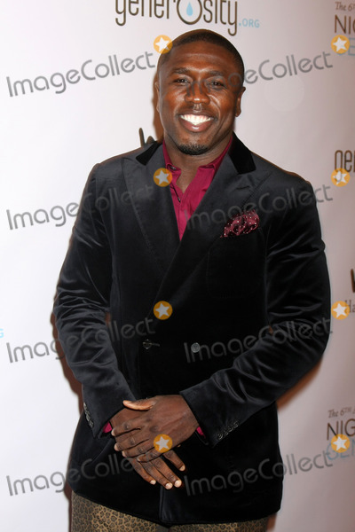 Andre Berto Photo - Andre Bertoat the 6th Annual Night Of Generosity Beverly Wilshire Hotel Beverly Hills CA 12-05-14
