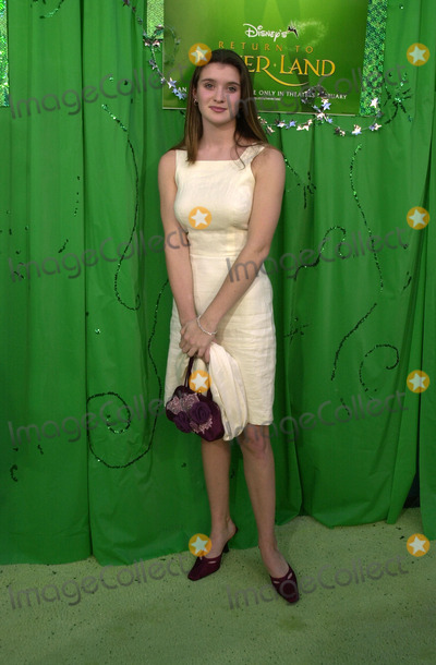 Harriet Owen Photo - Harriet Owen at the premiere of Disneys Return To Neverland at the El Capitan Theater Hollywood 02-10-02