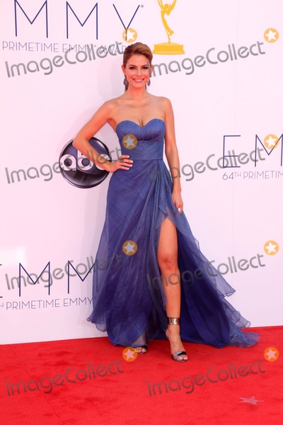 Photos From 2012 Primetime Emmy Awards Arrivals