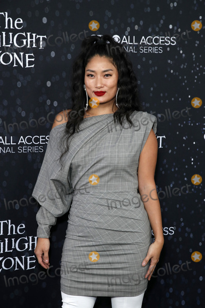 Chloe Flowers Photo - LOS ANGELES - MAR 26  Chloe Flower at The Twilight Zone Premiere at the Harmony Gold Theater on March 26 2019 in Los Angeles CA