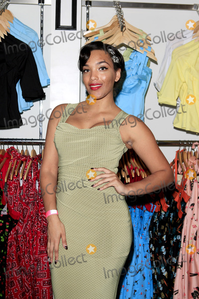 Ashleeta Bouchon Photo - LOS ANGELES - AUG 3  Ashleeta Bouchon at the Pinup Girl Boutique opening at Pinup Girl Boutique on August 3 2012 in Burbank CA
