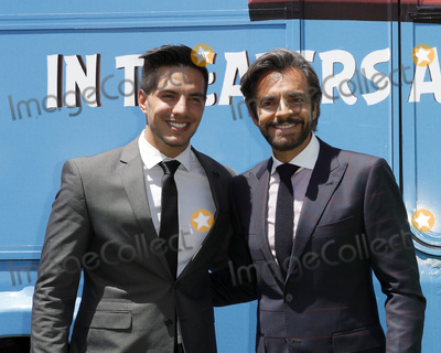 Eugenio Derbez Photo - LOS ANGELES - AUG 10  Vadhir Derbez Eugenio Derbez at the The Angry Birds Movie 2 at the Village Theater on August 10 2019 in Westwood CA