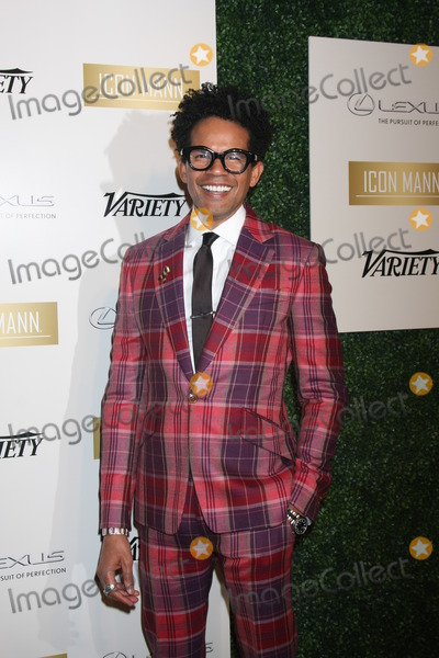 Aaron Walton Photo - LOS ANGELES - FEB 18  Aaron Walton at the ICON Mann Power Dinner Party at a Mr C Beverly Hills on February 18 2015 in Beverly Hills CA