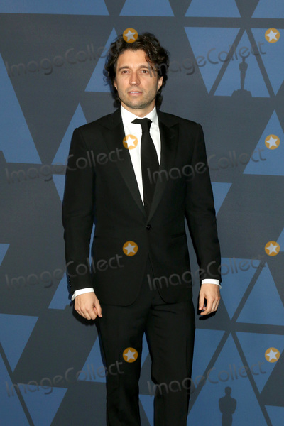 Alejandro Landes Photo - LOS ANGELES - OCT 27  Alejandro Landes at the Governors Awards at the Dolby Theater on October 27 2019 in Los Angeles CA