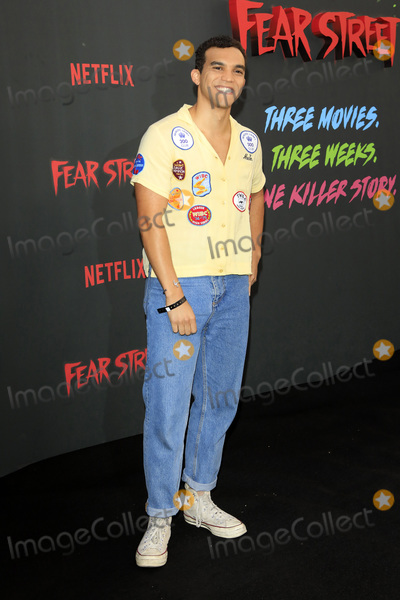 Photos From Netflix's Fear Street Triology Premiere