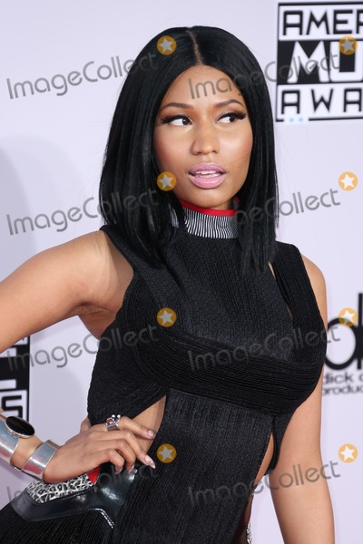 Photo - LOS ANGELES - NOV 23  Nicky Minaj at the 2014 American Music Awards - Arrivals at the Nokia Theater on November 23 2014 in Los Angeles CA