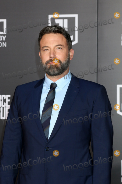 Photo - LOS ANGELES - NOV 13  Ben Affleck at the World Premiere of Justice League at Dolby Theater on November 13 2017 in Los Angeles CA