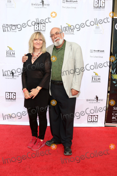 Aaron Schwartz Photo - AVALON - SEP 28  Maria Wilson Aaron Schwartz at the Catalina Film Festival - Friday Red Carpet at the Casino on September 28 2018 in Avalon CA