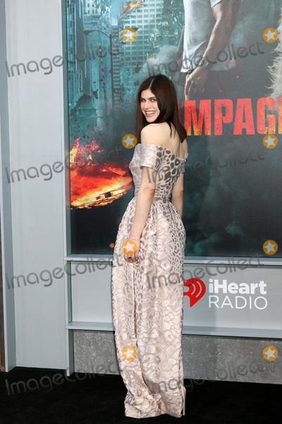 Photo - Rampage Premiere