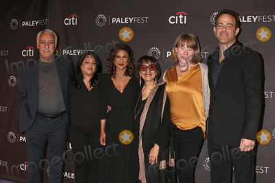 Aseem Batra Photo - LOS ANGELES - SEP 10  Brian George Aseem Batra Madhur Jaffrey Sarayu Blue Julie Anne Robinson Paul Adelstein at the 2018 PaleyFest Fall TV Previews - NBC at the Paley Center for Media on September 10 2018 in Beverly Hills CA