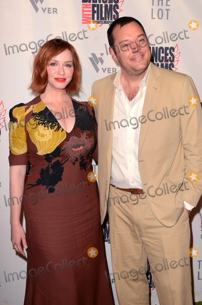 Photo - LOS ANGELES - JUN 16  Christina Hendricks Michael Gladis at the Antiquities World Premiere Screening at the TCL Chinese 6 Theaters on June 16 2018 in Los Angeles CA