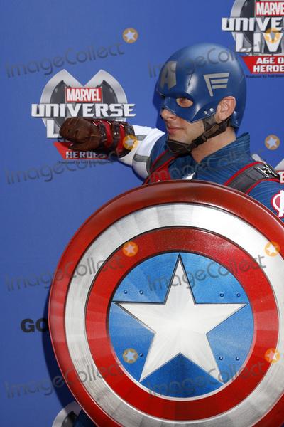 Photo - Marvel Universe Live Red Carpet