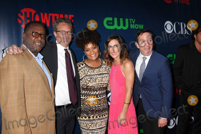 Wendell Pierce Photo - LOS ANGELES - AUG 10  Wendell Pierce Matthew Perry Yvette Freeman Lindsay Sloane Thomas Lennon at the CBS TCA Summer 2015 Party at the Pacific Design Center on August 10 2015 in West Hollywood CA