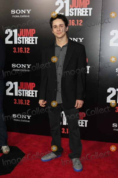 Brett Lapeyrouse Photo - 21 Jump Street  Premiere
