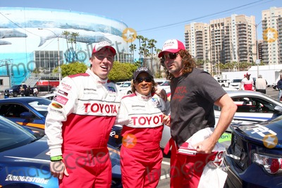 Andy Bell Photo - LOS ANGELES - APR 9  Dakota Meyer Wanda Sykes Andy Bell at the Toyota ProCeleb Race Press Day 2013 at the Toyoto Grand Prix Circuit on April 9 2013 in Long Beach CA