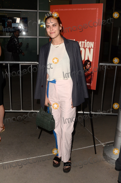 Photo - LOS ANGELES - SEP 12  Tallulah Belle Willis at the Assassination Nation Los Angeles Premiere at the ArcLight Theater on September 12 2018 in Los Angeles CA