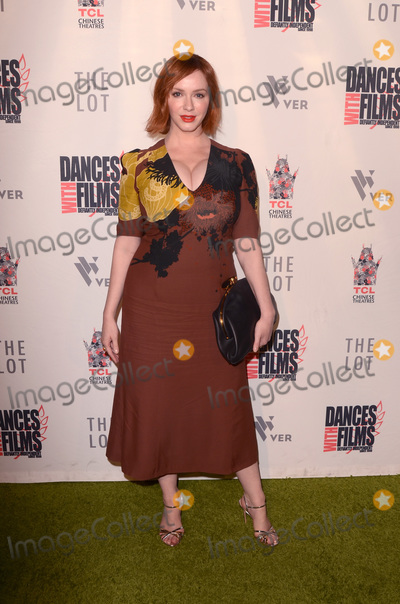 Photo - LOS ANGELES - JUN 16  Christina Hendricks at the Antiquities World Premiere Screening at the TCL Chinese 6 Theaters on June 16 2018 in Los Angeles CA