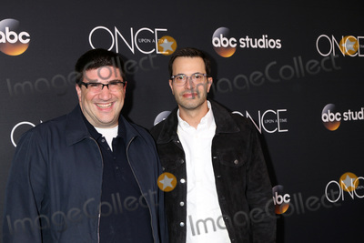 Adam Horowitz Photo - LOS ANGELES - MAY 8  Adam Horowitz Edward Kitsis at the Once Upon A Time Series Finale Party at London Hotel on May 8 2018 in West Hollywood CA