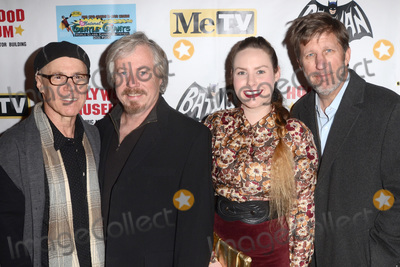 Robert Peters Photo - LOS ANGELES - JAN 10  Barry Livingston Stan Livingston Hailey Livingston Robert Peters at the Batman 66 Retrospective and Batman Exhibit Opening Night at the Hollywood Museum on January 10 2018 in Los Angeles CABatman 66 Retrospective and Batman Exhibit Opening Night The World Famous Hollywood Museum Hollywood CA 01-10-18