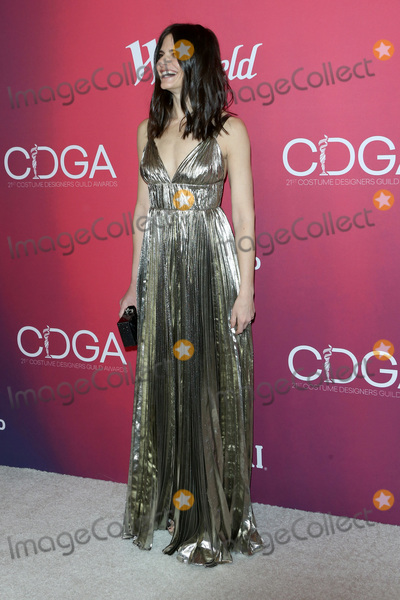 Photo - LOS ANGELES - FEB 19  Lindsey Kraft at the 2019 Costume Designers Guild Awards at the Beverly Hilton Hotel on February 19 2019 in Beverly Hills CA