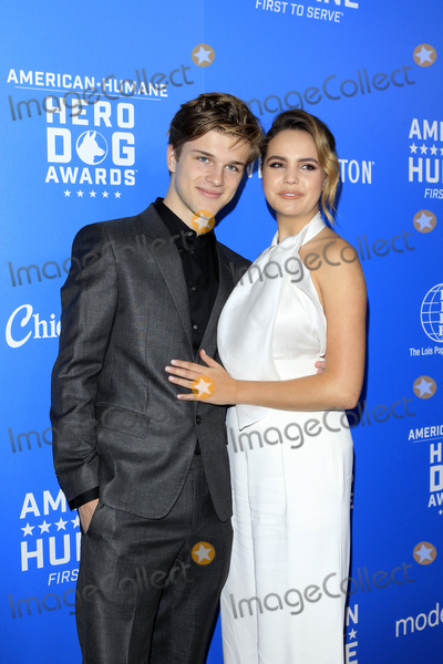 Photo - LOS ANGELES - SEP 29  Alex Lange Bailee Madison at the  2018 American Humane Hero Dog Awards at the Beverly Hilton Hotel on September 29 2018 in Beverly Hills CA