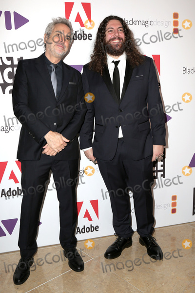 Adam Gough Photo - LOS ANGELES - FEB 1  Alfonso Cuaron Adam Gough at the 69th Annual ACE Eddie Awards at the Beverly Hilton Hotel on February 1 2019 in Beverly Hills CA