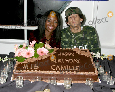 Photo - Camille Winbushs Sweet 16th Bir