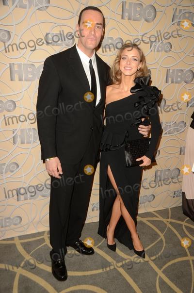 Alexander Nevsky Photo - LOS ANGELES - JAN 8  Alexander Nevsky Maria Bravikova at the HBO Golden Globes After-Party at Circa 55 at Beverly Hilton Hotel on January 8 2017 in Beverly Hills CA