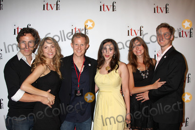 Andrew Miller Photo - Brooke Nevin Michael Traynor Andrew Miller  Eden Riegel ConnieStaton Aaron Staton of Imaginary Bitches  arriving at the Independent Television Festival Opening Night Gala at Laemmles Sunset 5 in West Hollywood CA on July 30 2009