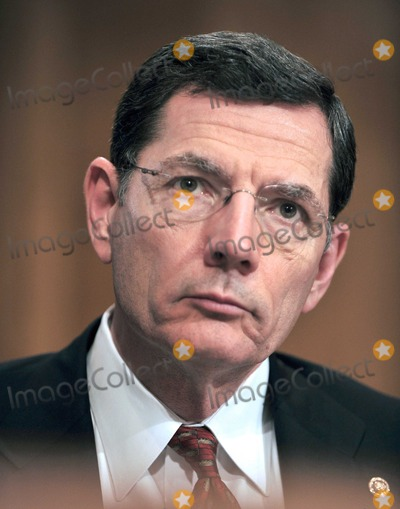 John Barrasso Photo - United States Senator John Barrasso (Republican of Wyoming) listens to opening statements during the US Senate Committee on Environment and Public Works hearing entitled Economic and Environmental Impacts of the Recent Oil Spill in the Gulf of Mexico  in Washington DC on Tuesday May 11 2010Credit Ron Sachs  CNP