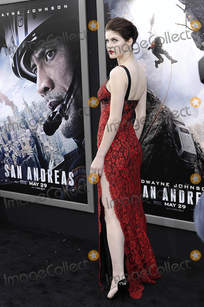 Photo - San Andreas Premiere