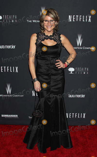 ASHLEY BANFIELD Photo - Photo by REWestcomStarmaxinccom2014ALL RIGHTS RESERVEDTelephoneFax (212) 995-119611214Ashley Banfield The 2014 Weinstein and Netflix Golden Globe Awards After Party at the Beverly Hilton Hotel (Beverly Hills CA)