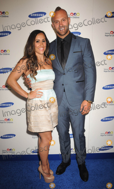 Mark Herzlich Photo - Photo by Demis MaryannakisstarmaxinccomSTAR MAX2014ALL RIGHTS RESERVEDTelephoneFax (212) 995-119661014Danielle Conti and Mark Herzlich at The 2014 Samsung Hope For Children Gala at Cipriani Wall Street
