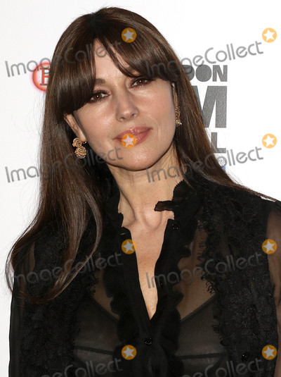 Photos From Monica Bellucci at The 2016 BFI London Film Festival