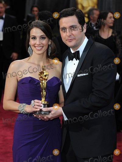 Angie Greenup Photo - Angie Greenup and Ben Gleib from the Make a Wish foundation arriving for the 85th Academy Awards at the Dolby Theatre Los Angeles
