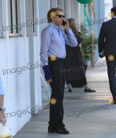 Photos From Jerry Bruckheimer sighting in Los Angeles, CA