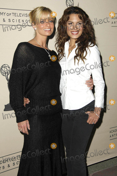 Photos From Jaime Pressly and Nadine Velazquez at 'An Evening with My Name is Earl', presented by the Academy of Television Arts and Sciences. (Los Angeles, CA)