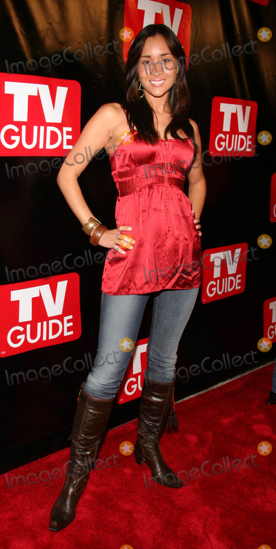 April Wilkner Photo - Photo by Jackson Leestarmaxinccom2005101105April Wilkner at the launch of the new TV Guide Magazine(NYC)