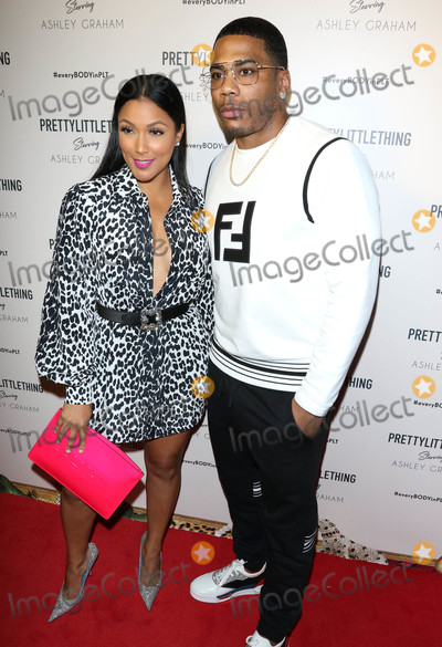 Photo - Photo by gotpapstarmaxinccomSTAR MAX2018ALL RIGHTS RESERVEDTelephoneFax (212) 995-119692418Nelly at PrettyLittleThing Event in Los Angeles CA