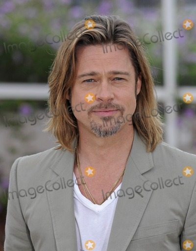 Photo - Photo by KGC-143starmaxinccom2012STAR MAXALL RIGHTS RESERVEDTelephoneFax (212) 995-119652212Brad Pitt at a photocall for Killing Them Softly at the 65th Annual Cannes Film Festival(Cannes France)US syndication only