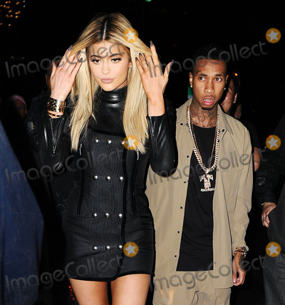 Photo - Photo by XPXstarmaxinccomSTAR MAX2015ALL RIGHTS RESERVEDTelephoneFax (212) 995-119691215Kylie Jenner and Tyga are seen in New York City