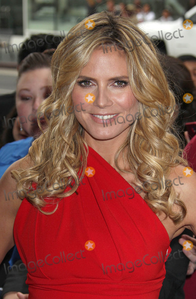 Photos From Heidi Klum at the premiere party for NBC's America's Got Talent